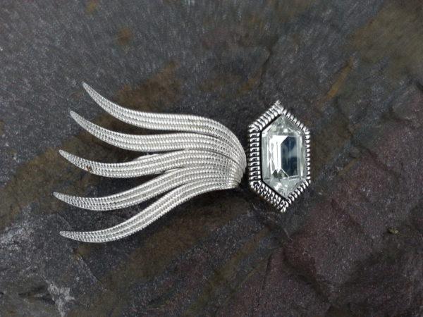 silver-and-rhinestone-winged-brooch