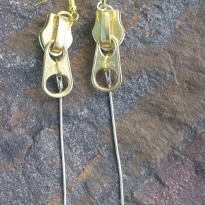 gold-zipper-earrings